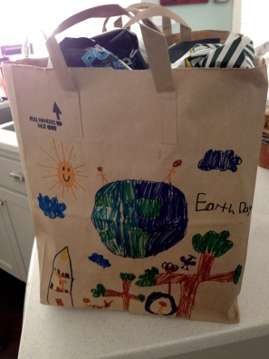 GKC Earth Day Sack 2