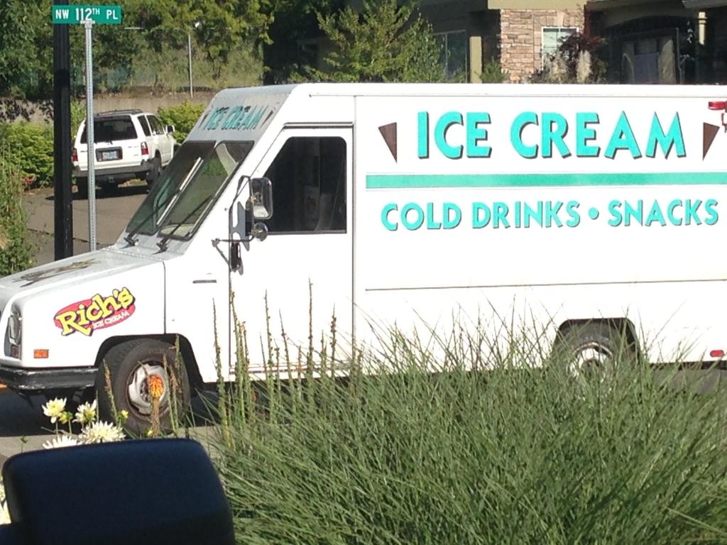 Portland ice cream truck
