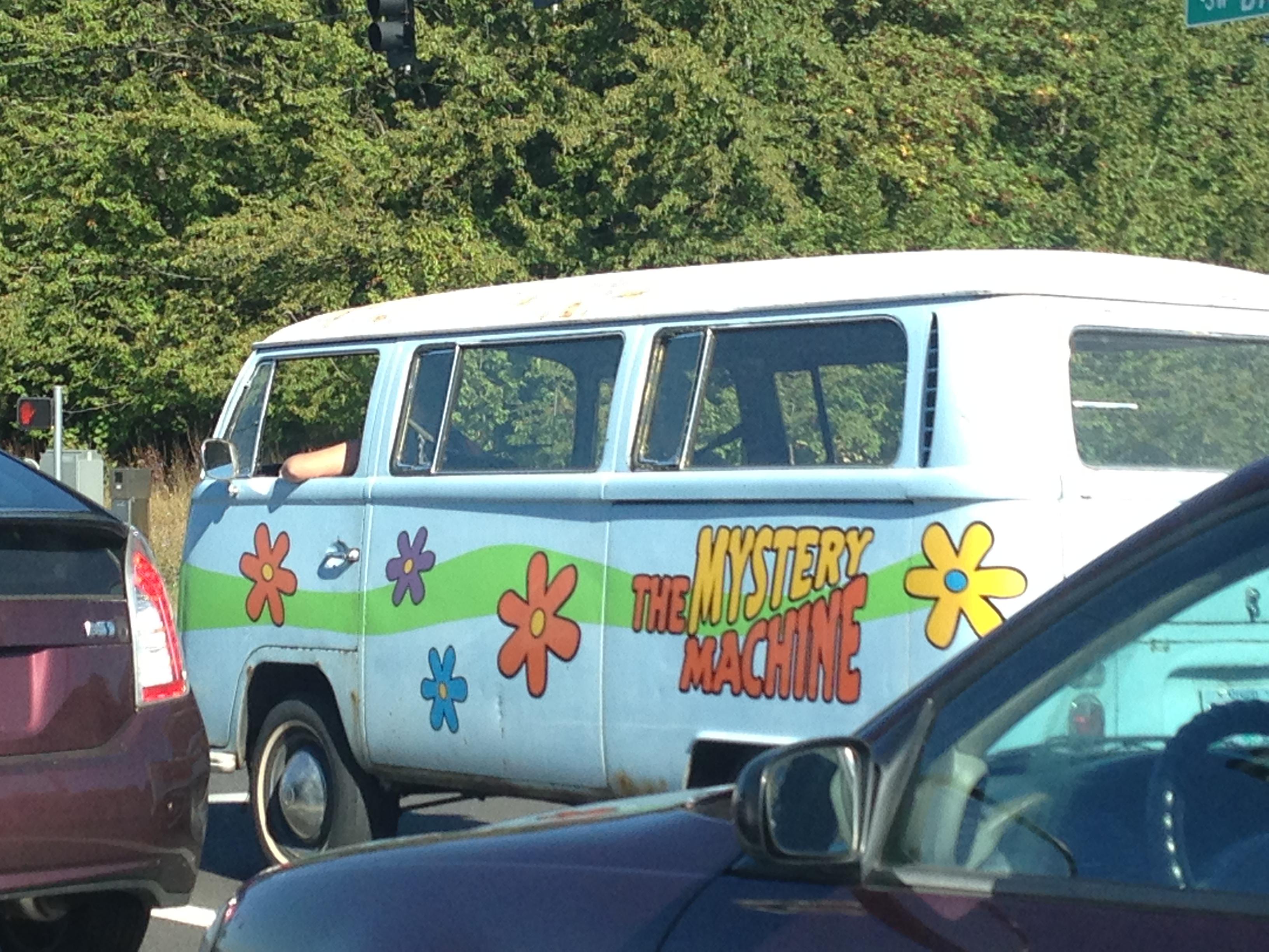 Portlandish: The Mystery Machine