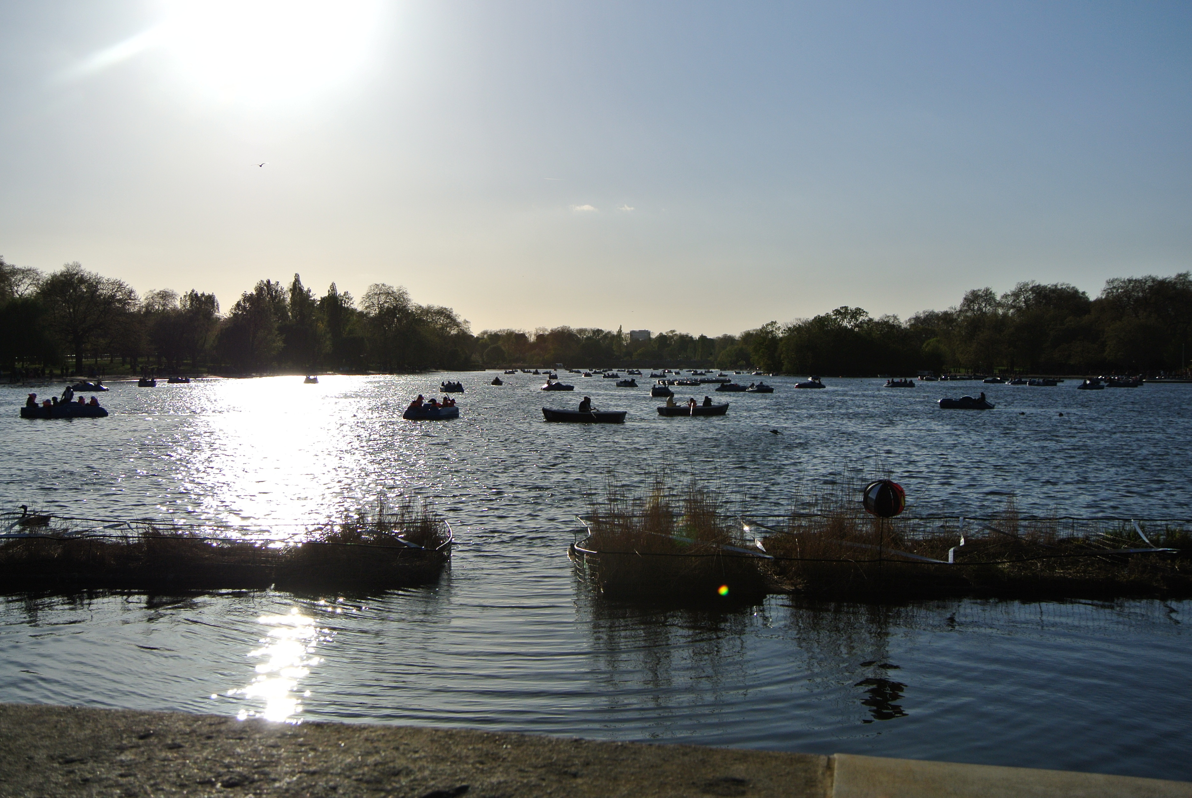 On the Road – London: Hyde Park