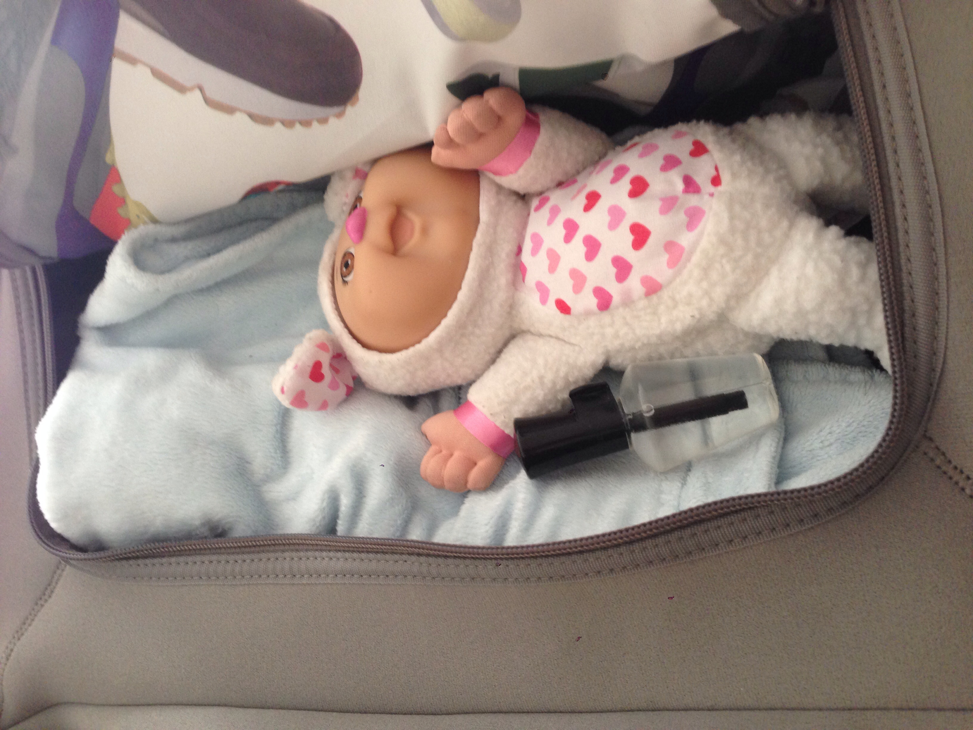 Heading Home (and how a Cabbage Patch Doll made me happy)