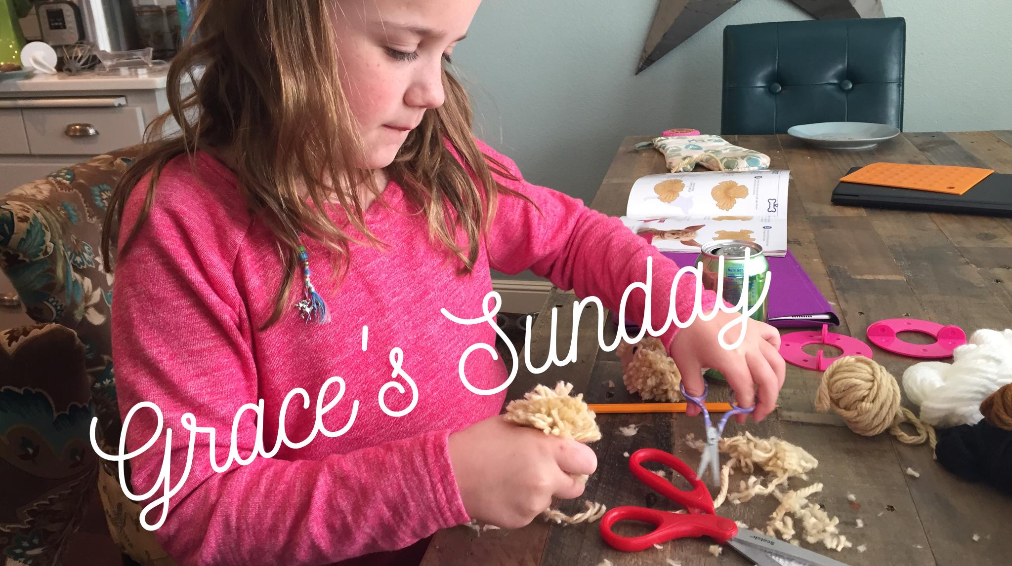 Grace's Sunday