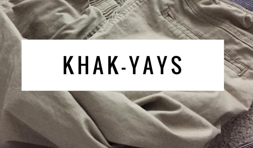 Khak-yays