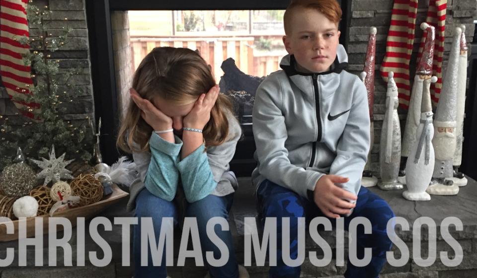 Christmas Music SOS
